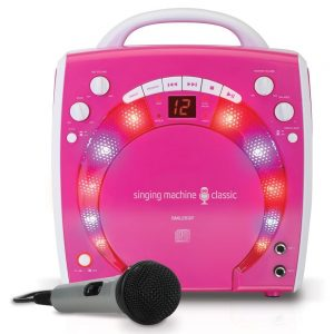 best karaoke machine for kids