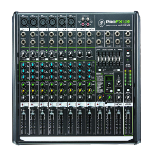 MACKIE - USB AUDIO MIXER FOR STREAMING