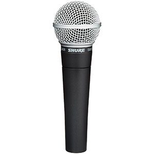 Best Live Vocal Microphones