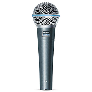 Best Mic For Live Vocals
