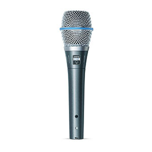 Best Singing Microphone Live