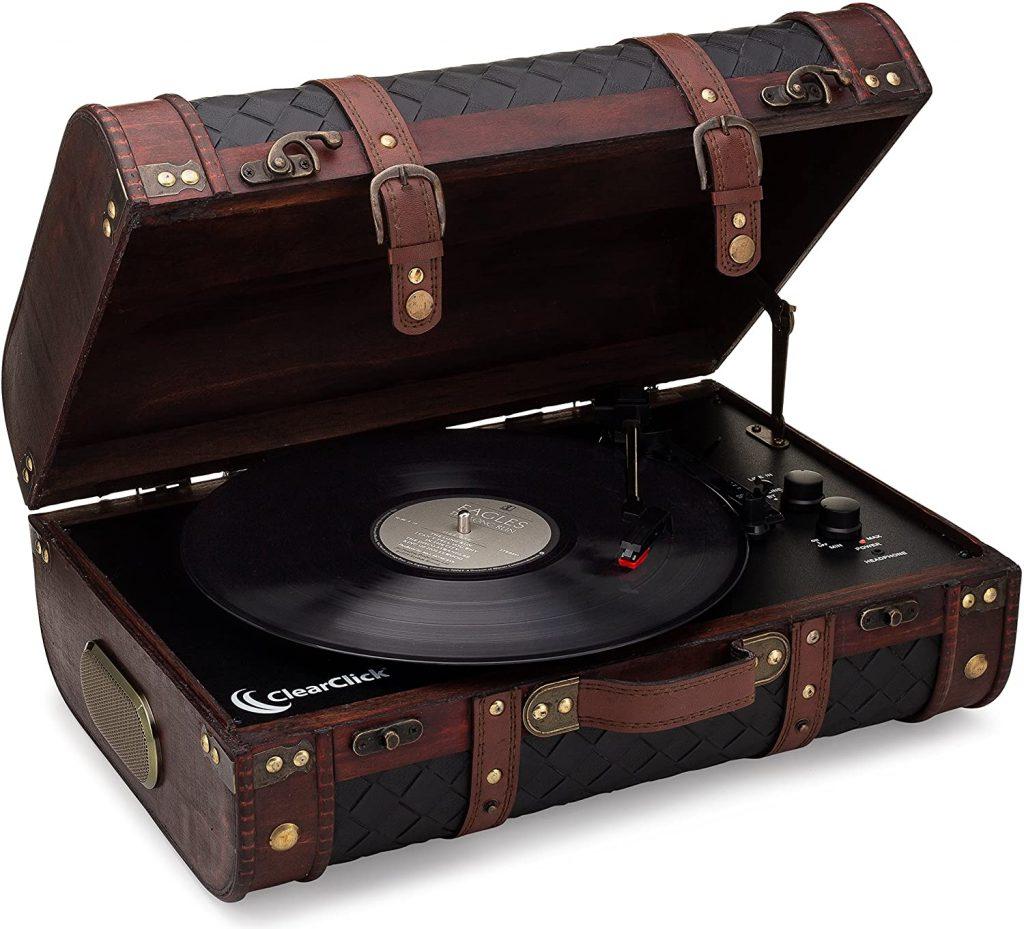 good record player