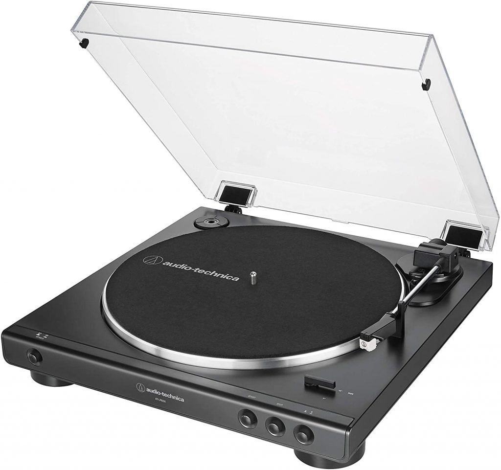 top rated record players