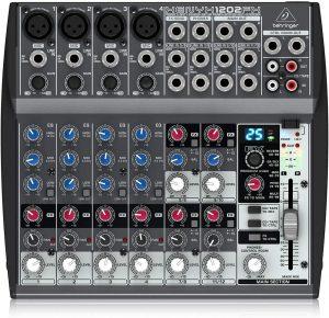 karaoke mixer with effects