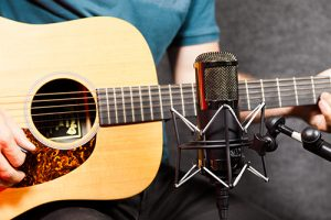 How To Mic An Acoustic Guitar