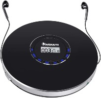 is there a portable cd player for a car?
