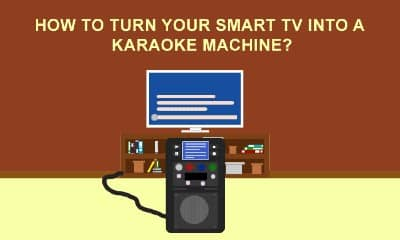KARAOKE MACHINE THAT HOOKS UP TO TV