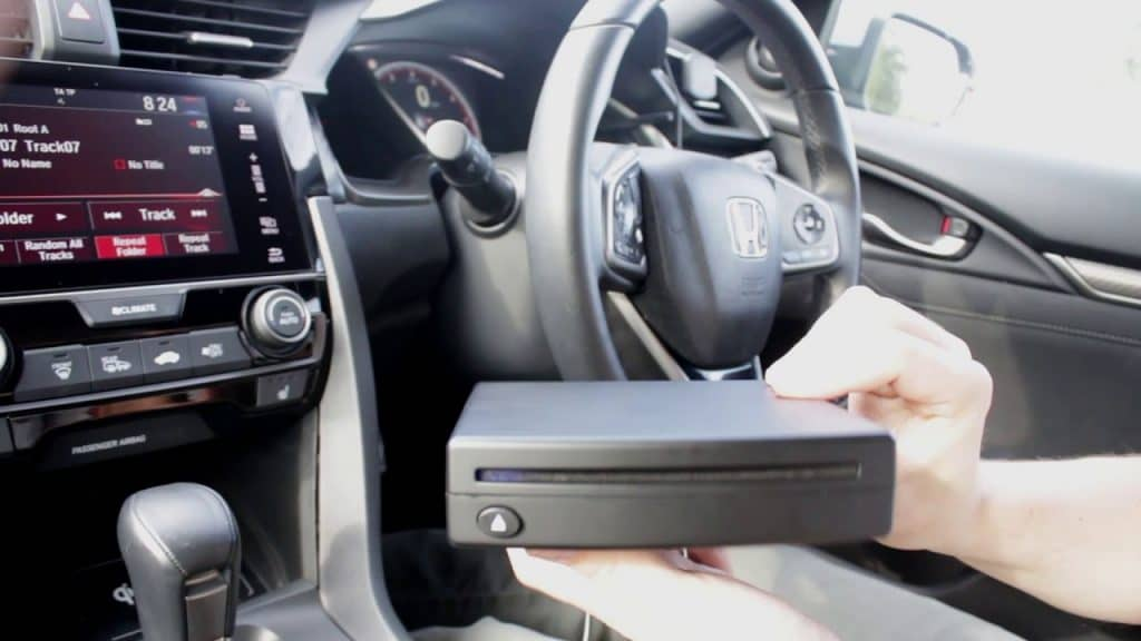 cd players for cars without cd players