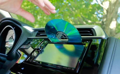 how to play music in car without aux or cassette