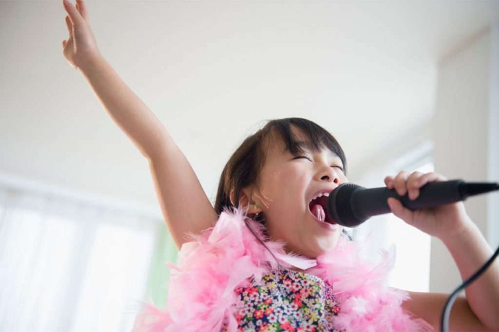 karaoke machines for kids