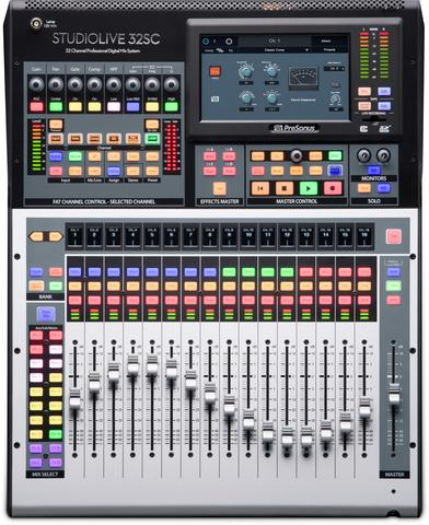 mixer vs audio interface