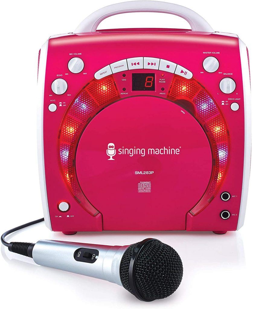 toddler karoke machine
